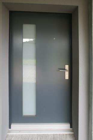 Eingangstür glas preis